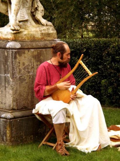 La lyre d'Apollon