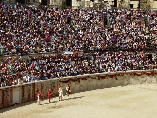 AENEATORES Grands Jeux romains 2011