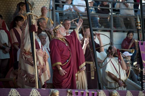 Aneatores à Nîmes