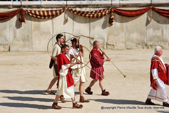 Grands Jeux romains 2011
